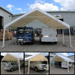& DIY Free Standing Portable Car Port Canopies