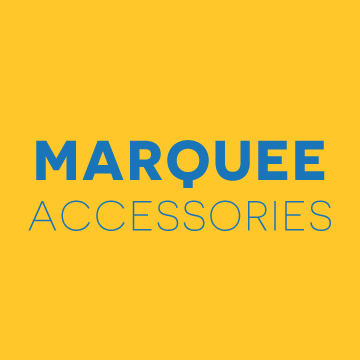 Marquees Accessories