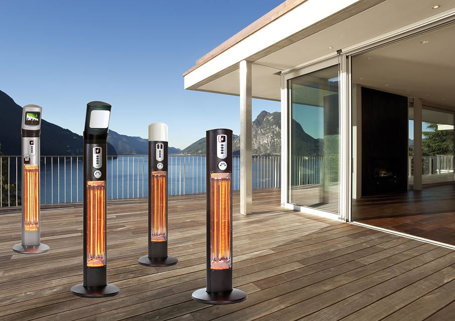Patio Heater Range   Electric Patio Heaters