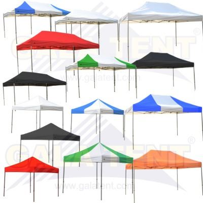 Buy Gazebos / 3m x 3m Gala Shade Pro MX (White) Online at Gala Tent