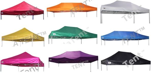 Gala Shade Pop Up Gazebo Replacement Canopies In A Variety Of Different Colours And Sizes