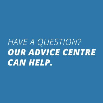 Click here to go to our Advice Centre