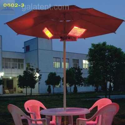 Enlarged Image of Electric Halogen Marquee Heater