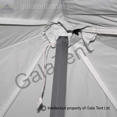 Enlarged Image of 3m x 3m Gala Shade Pro MX (White)
