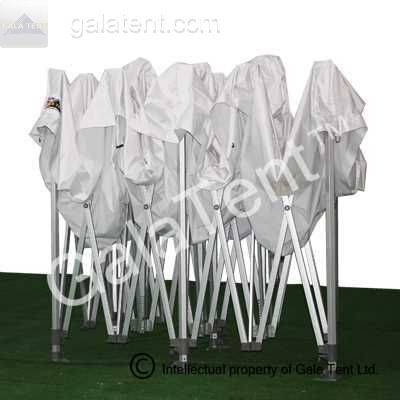 Enlarged Image of 3m x 6m Gala Shade Pro 40 (White)