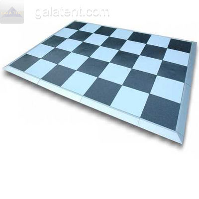 Buy M X M Portable Dance Floor Black And White Flooring Tiles - Where to buy a dance floor