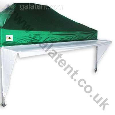 Buy 3m Gala Shade Pro 50 Gazebo Sun Awning Kit Popup Instant Rain Cover