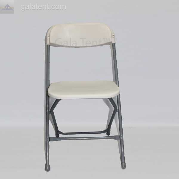 Delilah Folding Event Chair - Cream