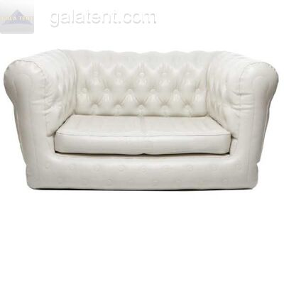 Groovy Buy Inflatable Chesterfield Sofa White Ocoug Best Dining Table And Chair Ideas Images Ocougorg