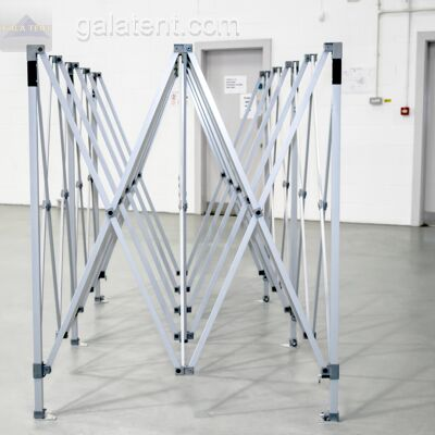 Buy 3m x 6m Gala Shade Pro MX Gazebo - (Pop Up Frame Only ...