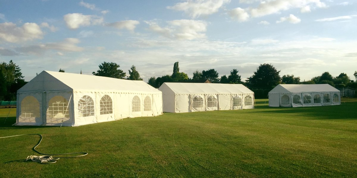 Gala Tent marquees stand poles apart from the competition & Gala Tent marquees stand poles apart from the competition | Gala Tent