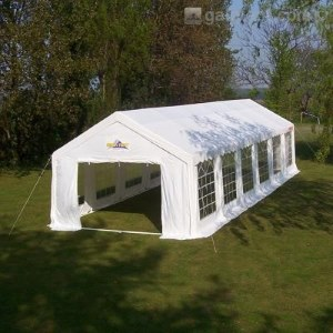 Poly-PVC marquee material